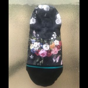 Women's Stance No Show Flower Socks Large size